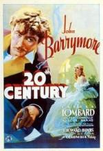 Twentieth Century (1934) afişi