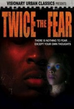 Twice The Fear (1998) afişi