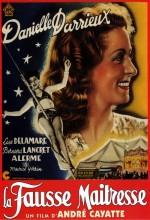 Twisted Mistress (1942) afişi