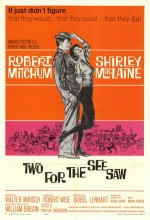 Salıncakta İki Kişi (1962) afişi