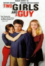 Two Girls And A Guy (1997) afişi