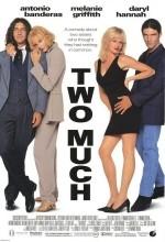 Two Much (1995) afişi