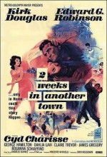Two Weeks In Another Town (1962) afişi