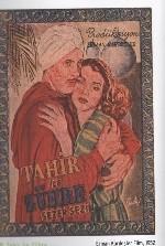Tahir İle Zühre (1952) afişi