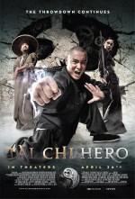 Tai Chi Hero (2012) afişi