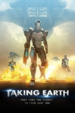 Taking Earth (2017) afişi