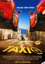 Taksi 5 (2018) afişi