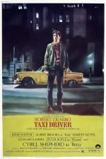 Taksi Şoförü (1976) afişi