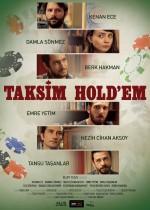 Taksim Hold'em (2017) afişi