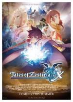 Tales of Zestiria the X (2016) afişi