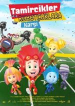 Tamircikler Robotçuklara Karşı (2019) afişi