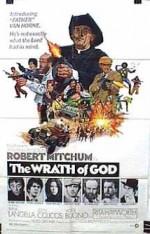 Tanrı'nın Gazabı (1972) afişi