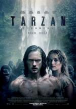 Tarzan Efsanesi (2016) afişi