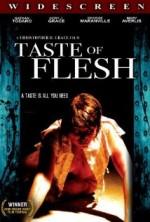 Taste of Flesh (2008) afişi