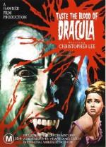 Taste The Blood Of Dracula (1970) afişi