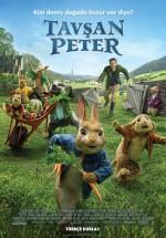 Tavşan Peter (2018) afişi