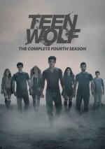 Teen Wolf Sezon 4 (2014) afişi