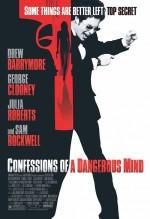 Tehlikeli Aklın İtirafları (2002) afişi