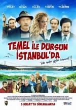 Temel ile Dursun İstanbul'da (2015) afişi