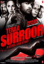 Teraa Surroor (2016) afişi