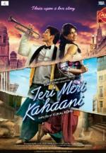 Teri Meri Kahaani (2012) afişi