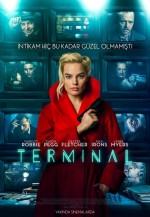 Terminal (2018) afişi