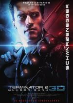 Terminatör 2: Mahşer Günü (1991) afişi