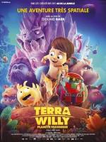 Astronot Willy: Macera Gezegeni (2019) afişi