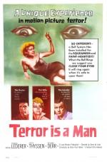 Terror is a Man (1959) afişi