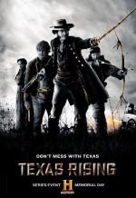 Texas Rising (2015) afişi