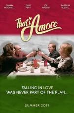 That's Amore (2020) afişi