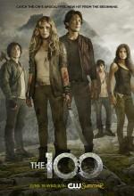 The 100 Sezon 2 (2014) afişi