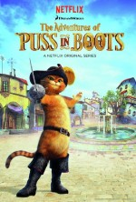 The Adventures of Puss in Boots (2015) afişi