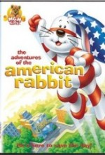 The Adventures of the American Rabbit Afişi