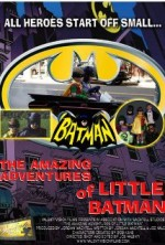 The Amazing Adventures of Little Batman (2007) afişi