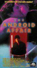 The Android Affair (1995) afişi