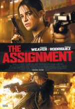 The Assignment (2016) afişi