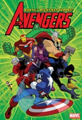 The Avengers: Earth's Mightiest Heroes Sezon 2 (2012) afişi