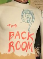 The Back Room (2010) afişi