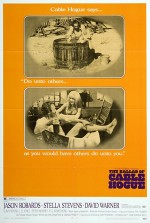 The Ballad Of Cable Hogue (1970) afişi