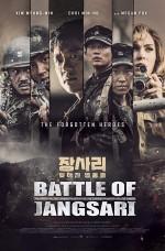 The Battle of Jangsari (2019) afişi