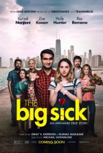 The Big Sick (2017) afişi