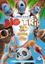 The Big Trip (2019) afişi