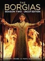 The Borgias Sezon 2 (2011) afişi