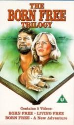 The Born Free Trilogy (1996) afişi