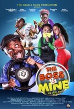 The Boss Is Mine (2016) afişi