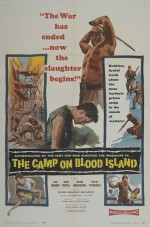 The Camp on Blood Island (1958) afişi