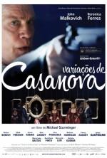 The Casanova Variations (2014) afişi