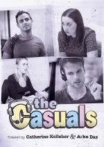 The Casuals (2014) afişi
