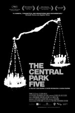 The Central Park Five (2012) afişi